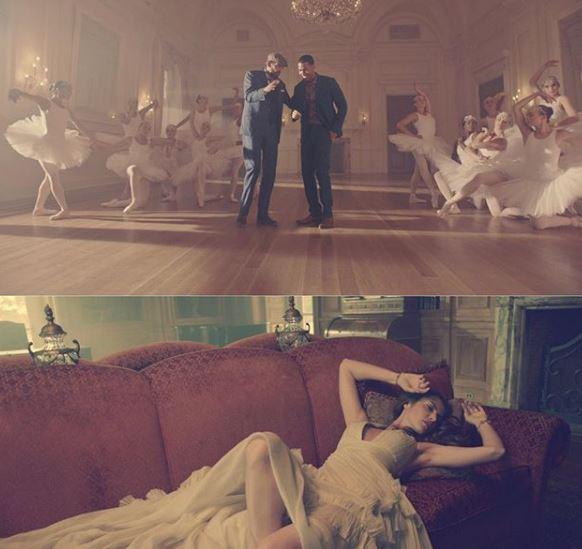 Photo of Romeo Santos presenta el vídeo oficial de 'Carmin' junto a Juan Luis Guerra