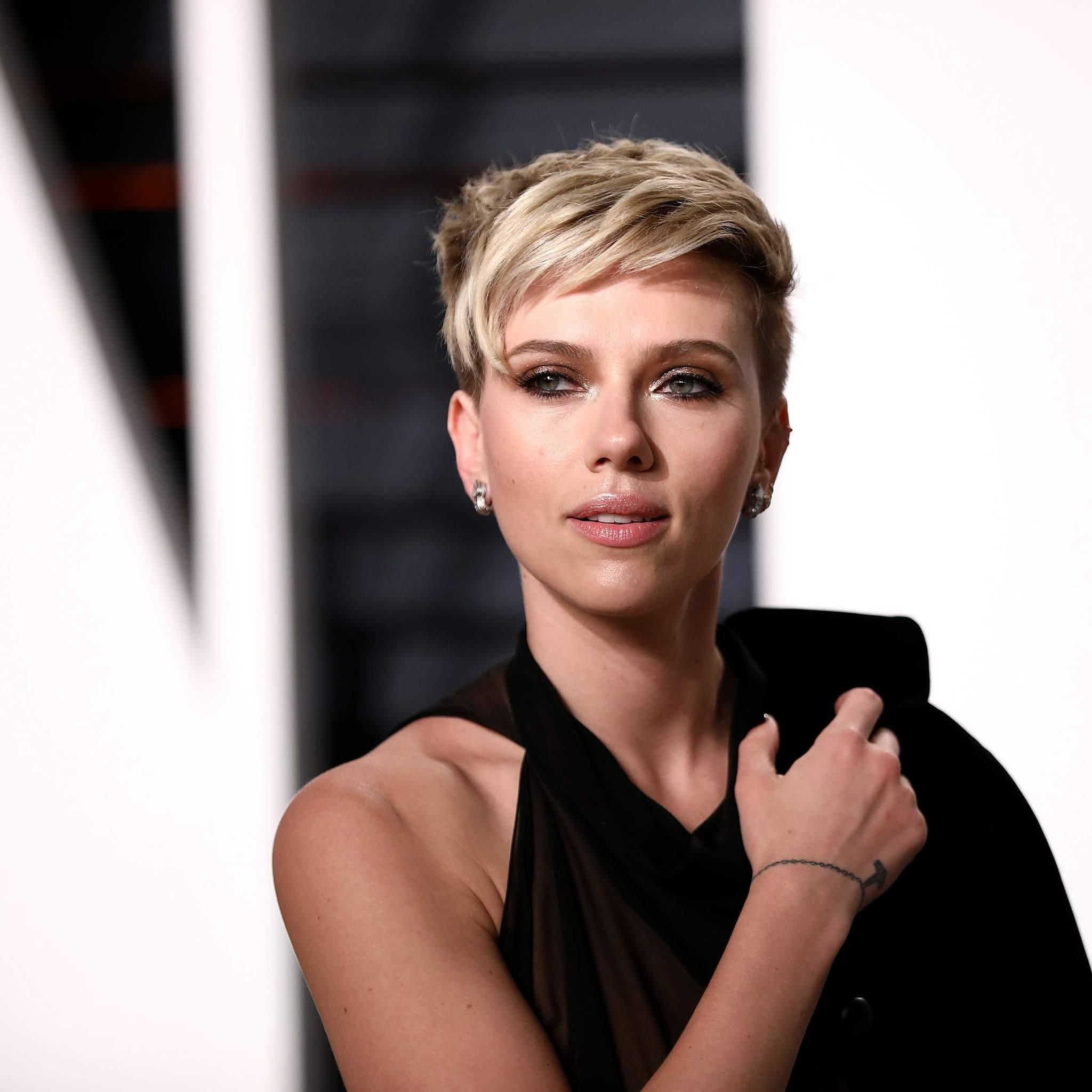 Photo of Scarlett Johansson no participará en el film «Rub and Tug»