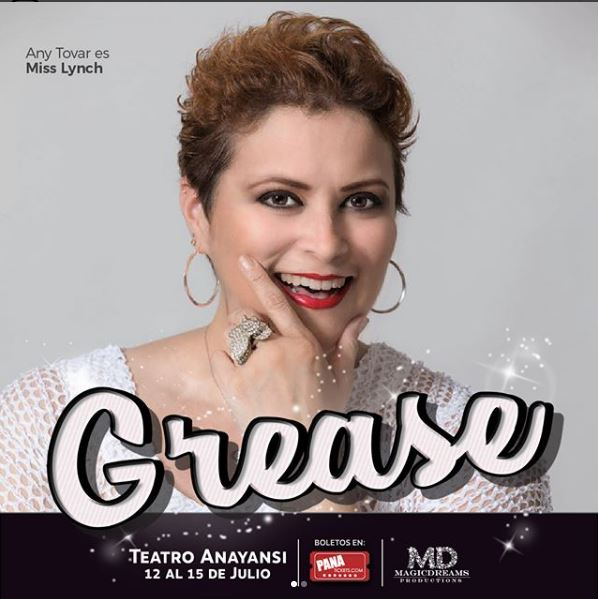 Photo of Any Tovar participara en el GREASE