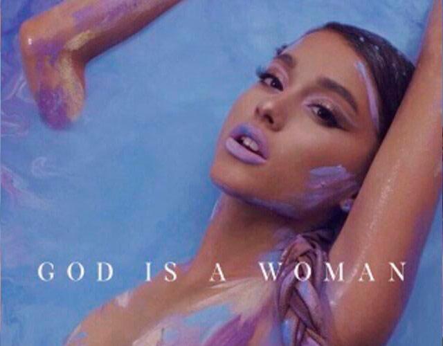 Photo of Ariana Grande estrena «God is a Woman»