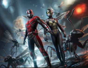 """Photo of """"Ant-Man y la avispa"""" conquistan taquilla de EE UU en su estreno"""