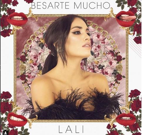 Photo of Lali Espósito estrenó «Besarte Mucho»