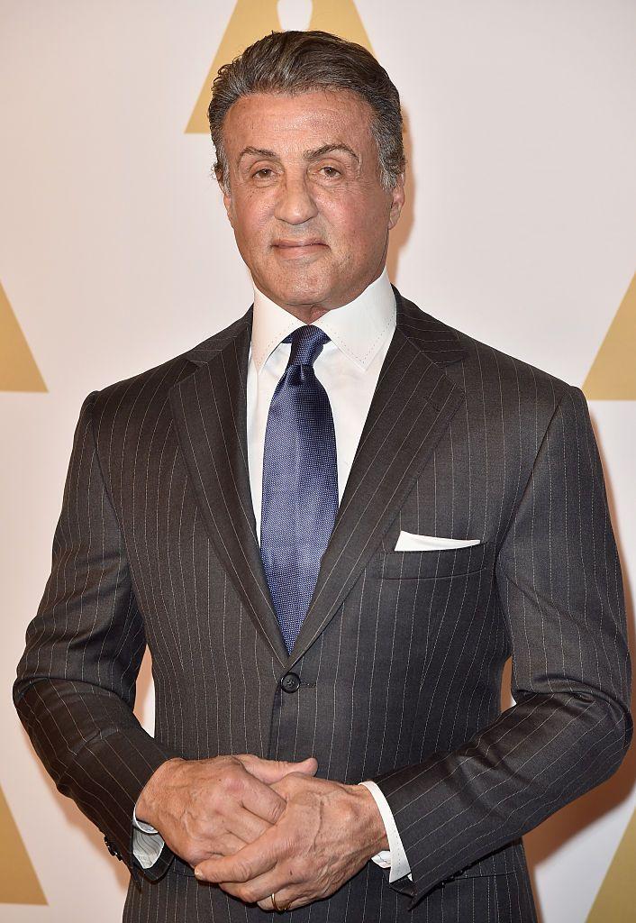 Photo of HBD para Sylvester Stallone