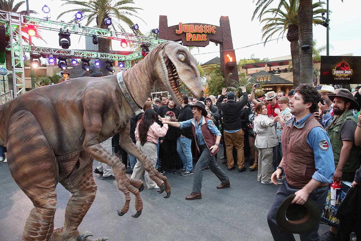 Photo of Aniversario Nº25 de «Jurassic Park»