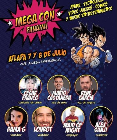Photo of Mega Con Panamá