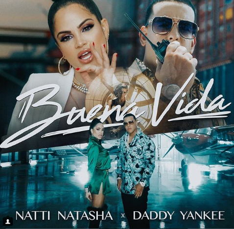 Photo of Daddy Yankee y Natti Natasha lanzan «Buena Vida»