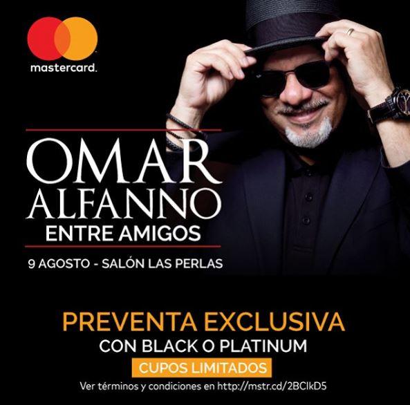 Photo of Concierto de Omar Alfanno en Panamá