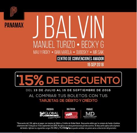 """Photo of Descuento al 15% para """"Panamax"""""""
