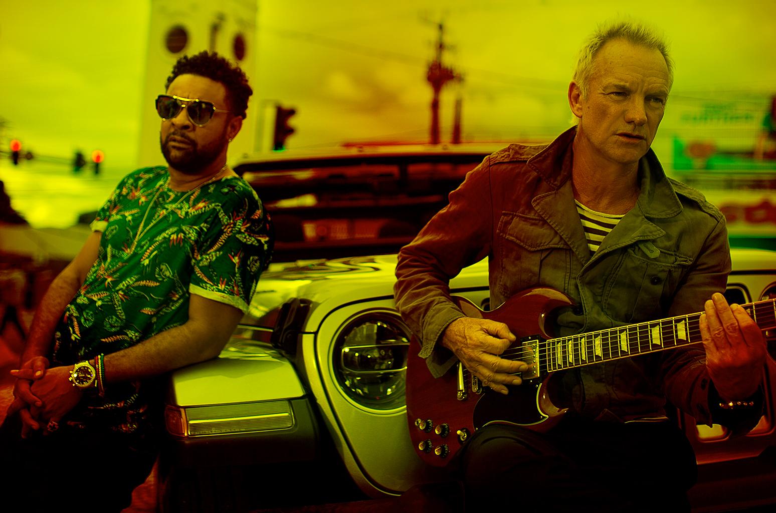 Photo of Sting & Shaggy presentarán show en la Ciudad de Panamá