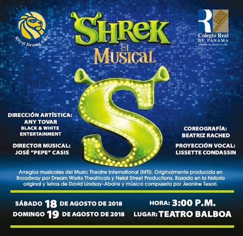 Photo of Shrek El Musical, la historia original