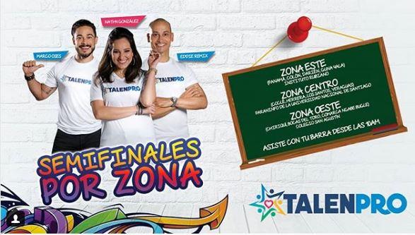 Photo of Semifinales de Talenpro Panamá