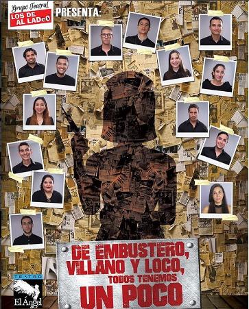 Photo of Últimos días de la obra 'De embustero, villano y loco, todos tenemos un poco'