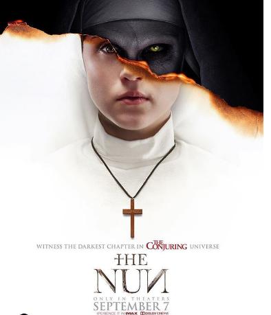 Photo of Lanzan póster del «The Nun»