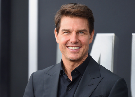 Photo of HBD para Tom Cruise