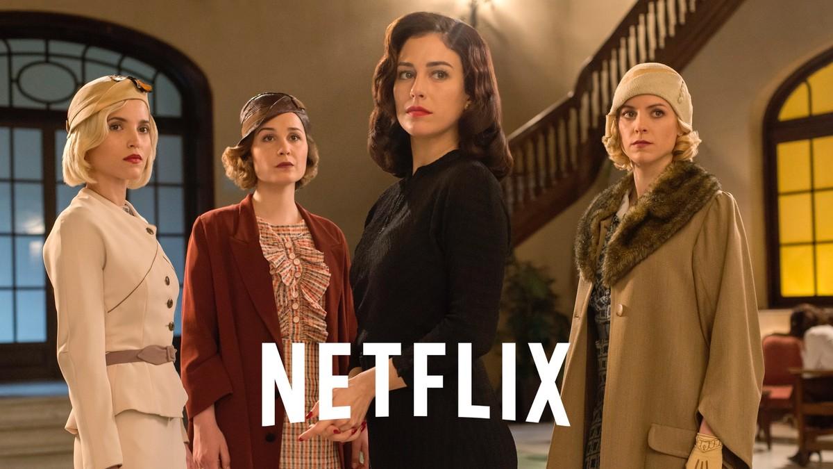 Photo of Netflix estrena el tráiler oficial de 'Las chicas del cable'