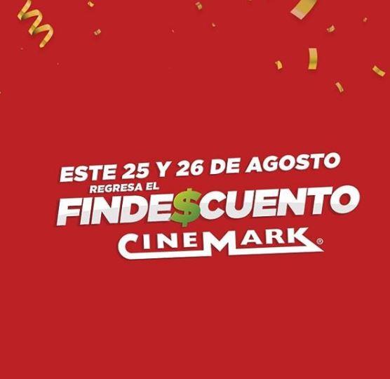 Photo of Fin de semana de descuento en Cinemark