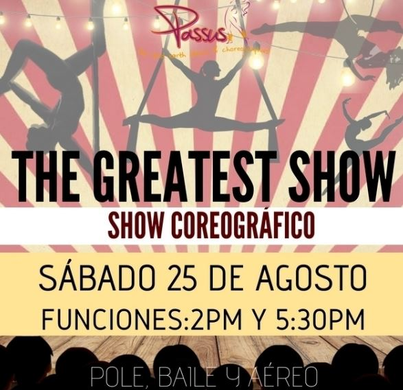 Photo of The Greatest Show en Teatro la Plaza