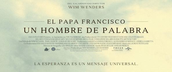 Photo of El Papa Francisco: Un hombre de palabra en Cinemark