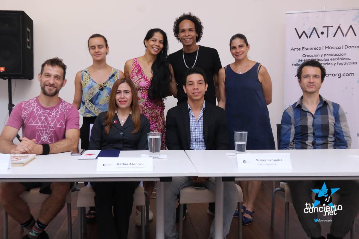 Photo of Conferencia de Prensa de wOw