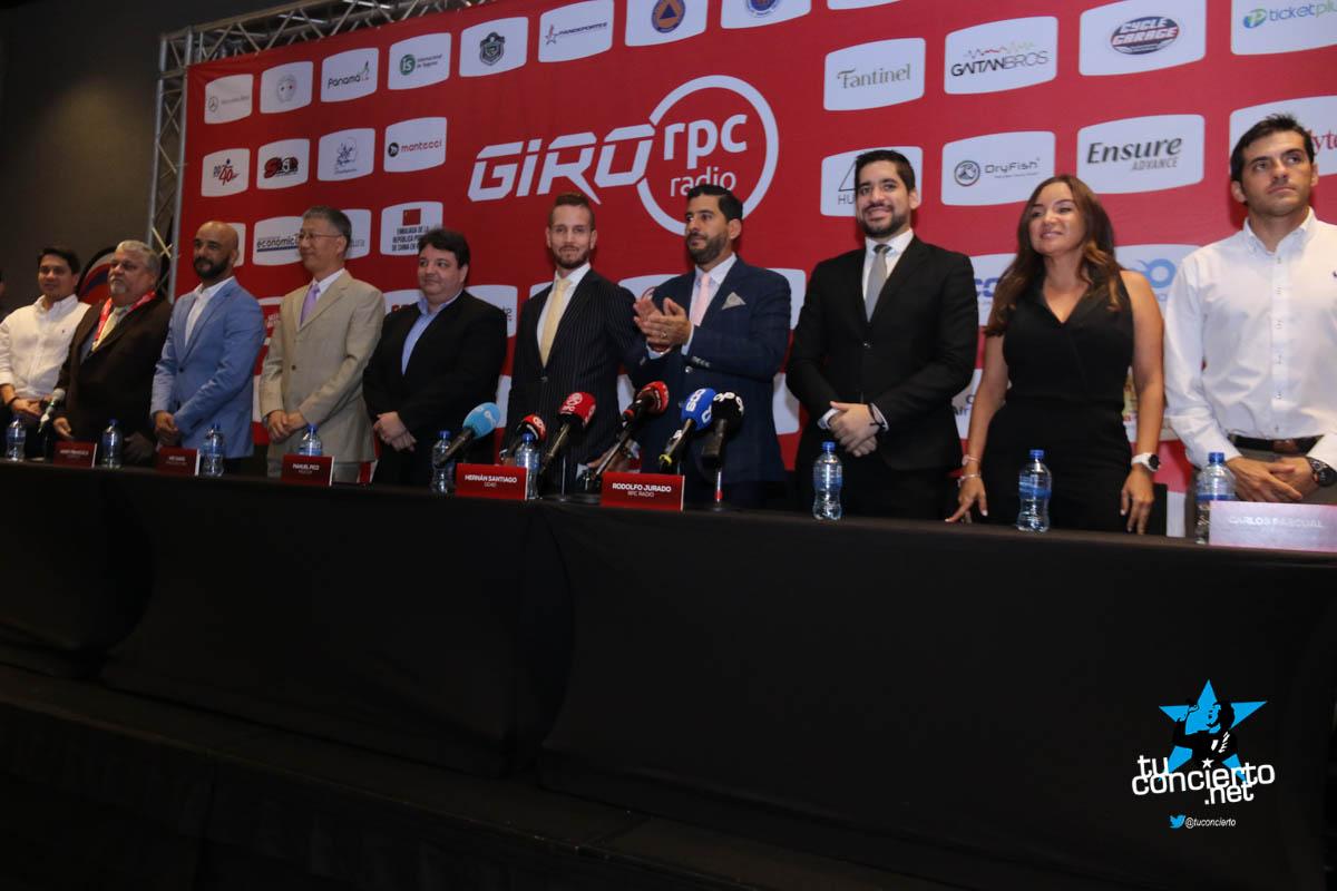 Photo of Giro RPC radio
