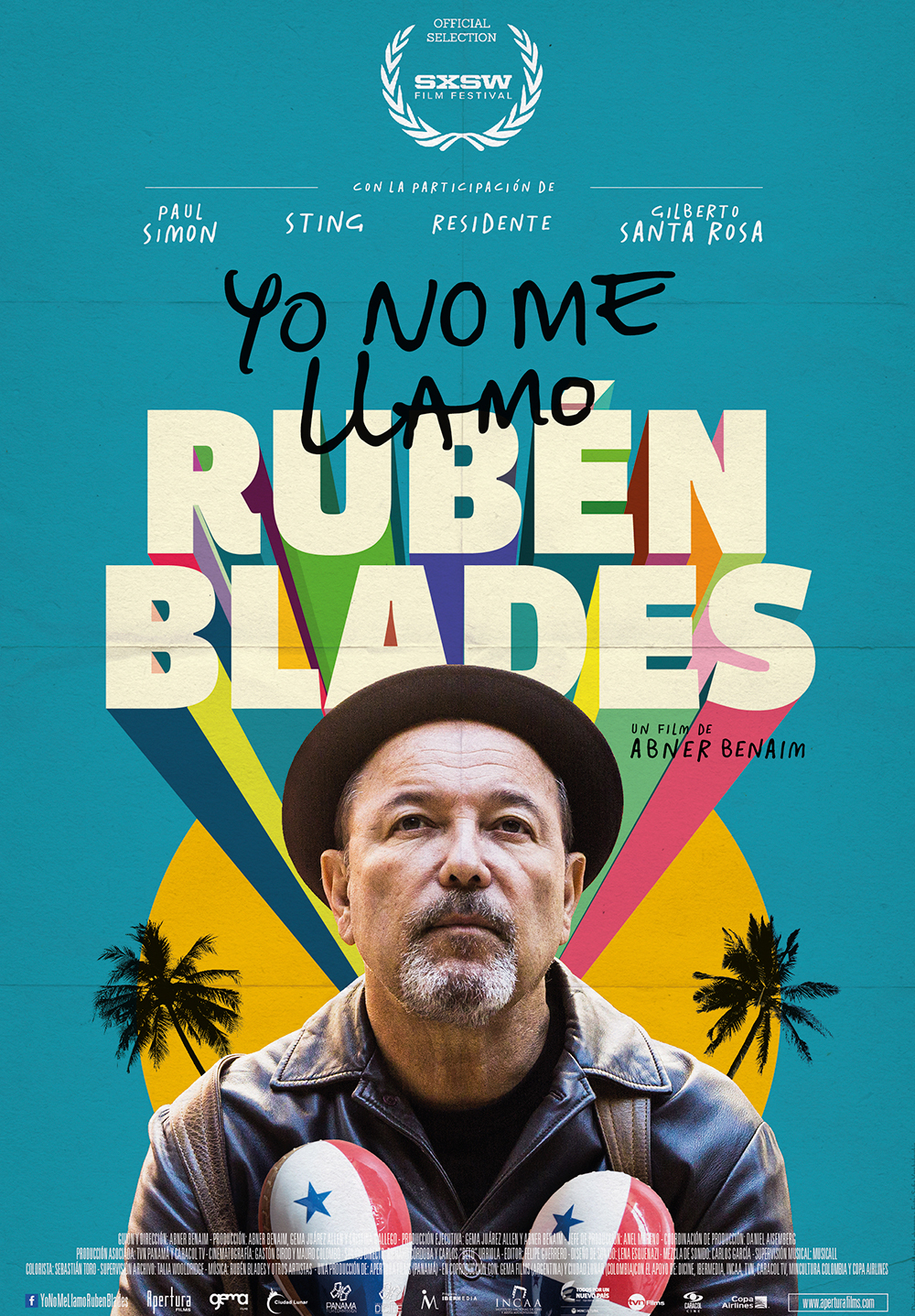 Photo of Festival de Cine Latino de Nueva York abrirá con documental sobre Rubén Blades
