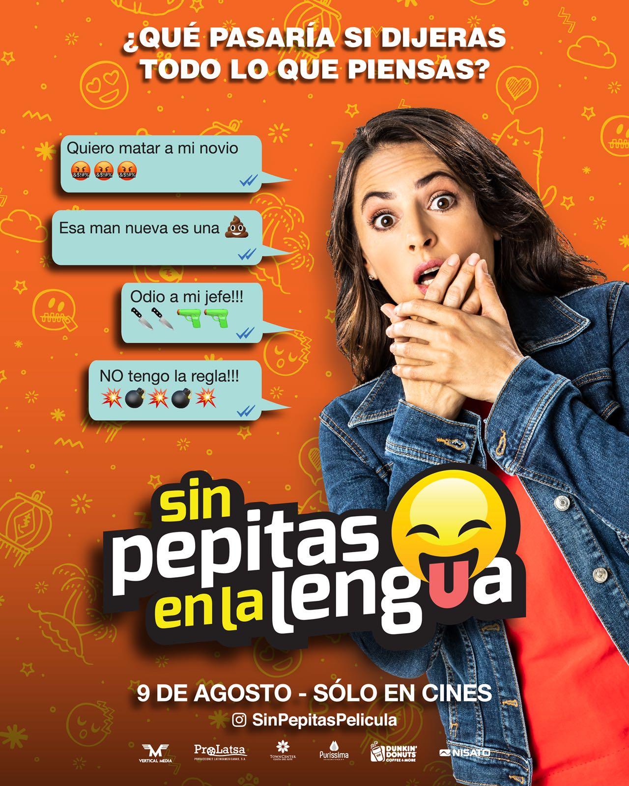 Photo of Estrena Película Panameña «Sin Pepitas en la Lengua»