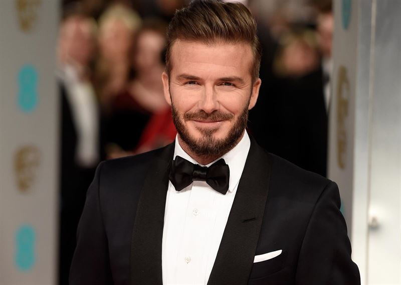 Photo of David Beckham recibe reconocimiento de la UEFA