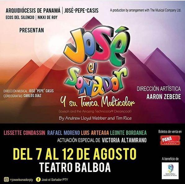 """Photo of Gran estreno del musical """"José el Soñador"""""""