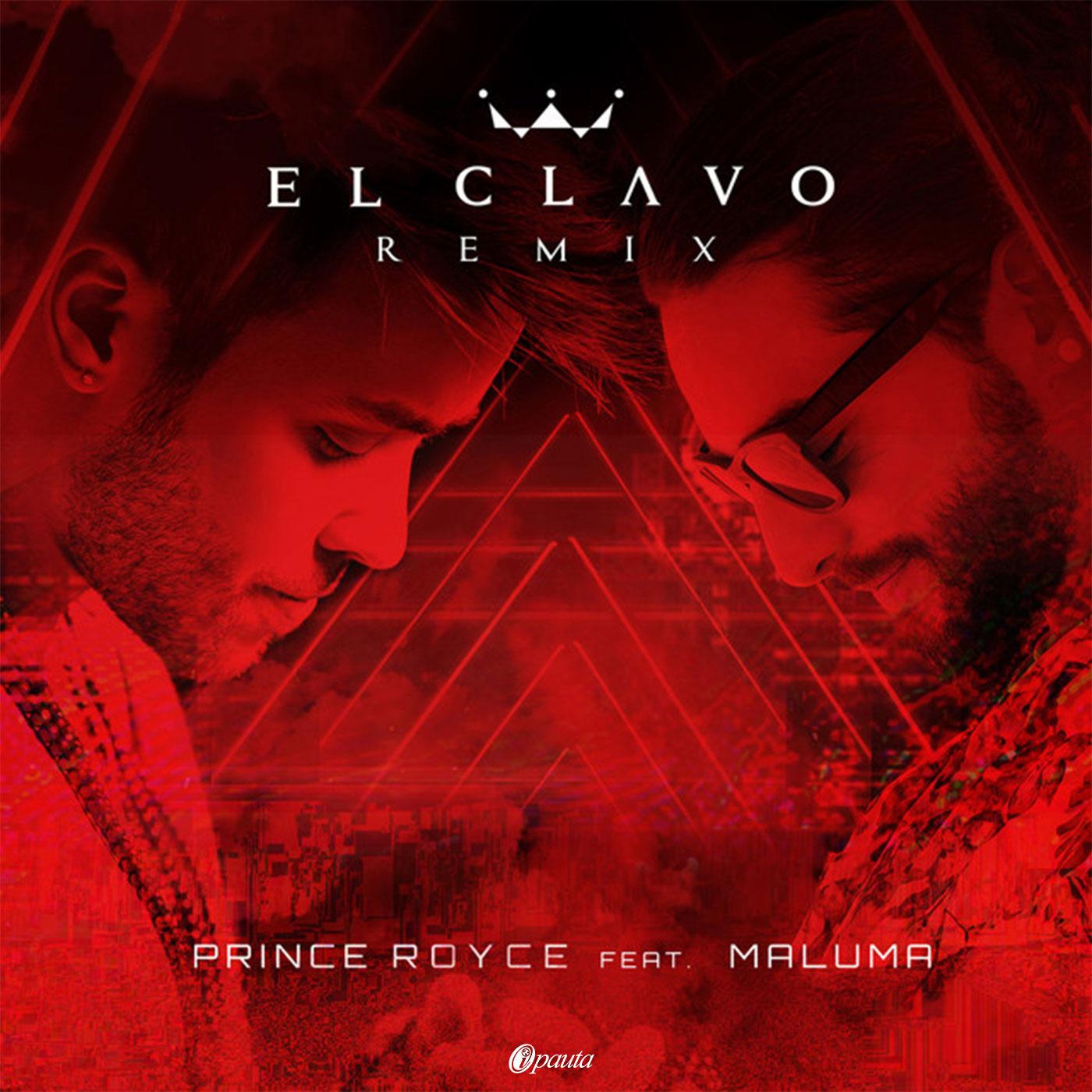 Photo of Prince Royce presenta el remix de 'El Clavo'