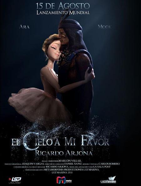 Photo of Ricardo Arjona anuncia fecha de estreno de «El cielo a mi favor»