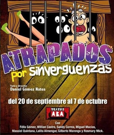 Photo of Obra 'Atrapados por Sinvergüenza'