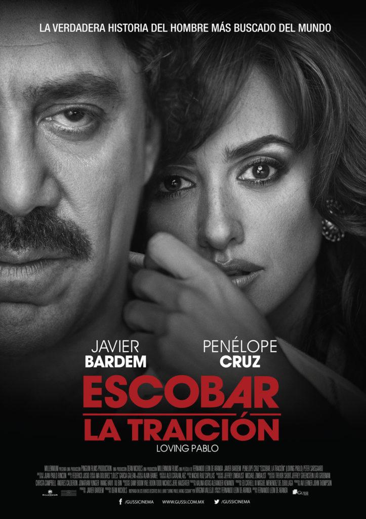 Photo of Jueves de estreno en Cinemark con 'Escobar: La traición'