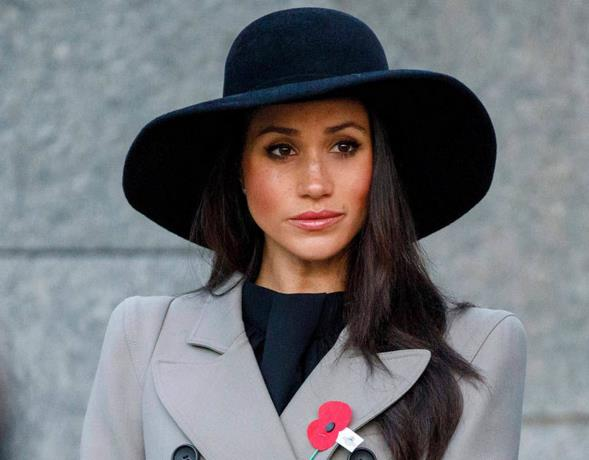 Photo of HBD para Meghan Markle