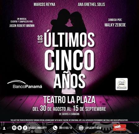 Photo of A solo 2 días para el musical 'Los Últimos Cinco Años'