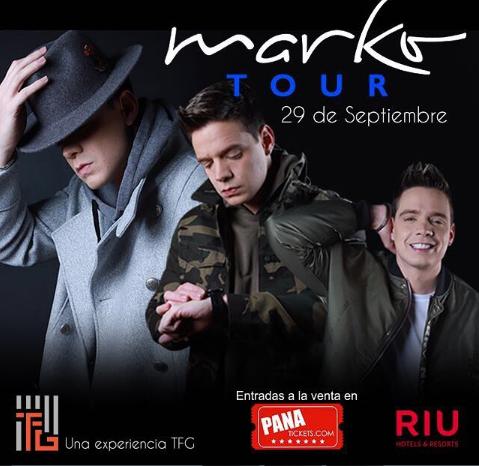 Photo of Marko Tour llega a Panamá