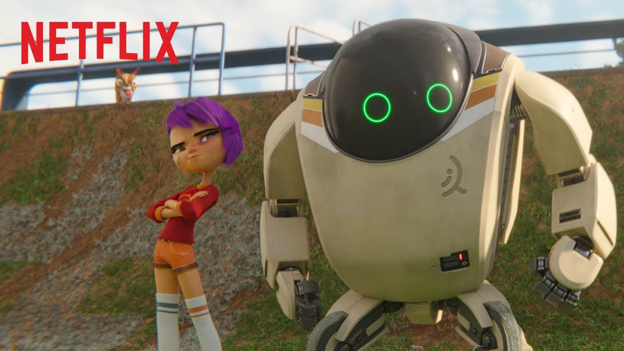 Photo of Netflix estrena tráiler «Next Gen»