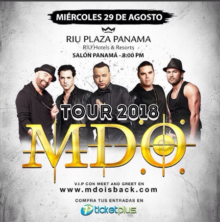 Photo of Concierto de MDO  en Panamá