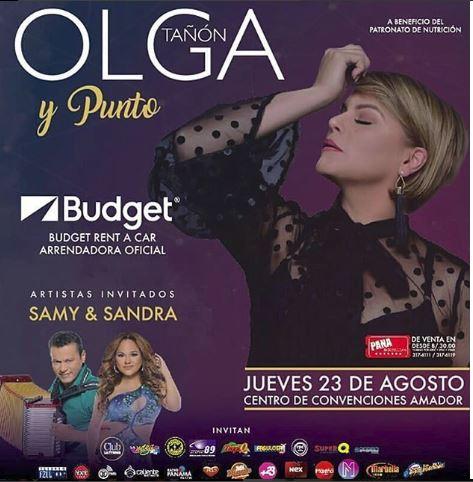 Photo of Concierto de Olga Tañon en Panamá