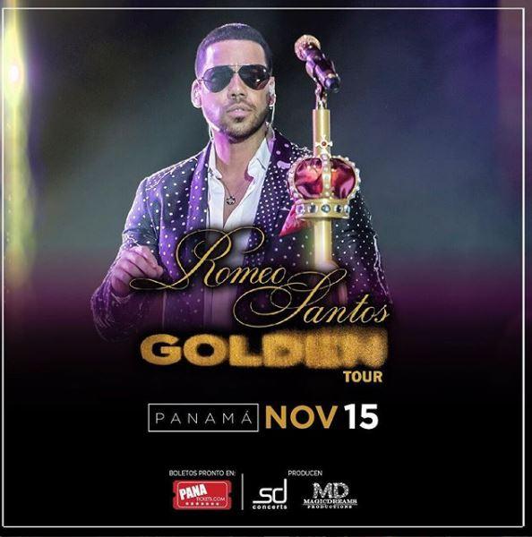 Photo of Anuncian concierto de Romeo Santos en Panamá