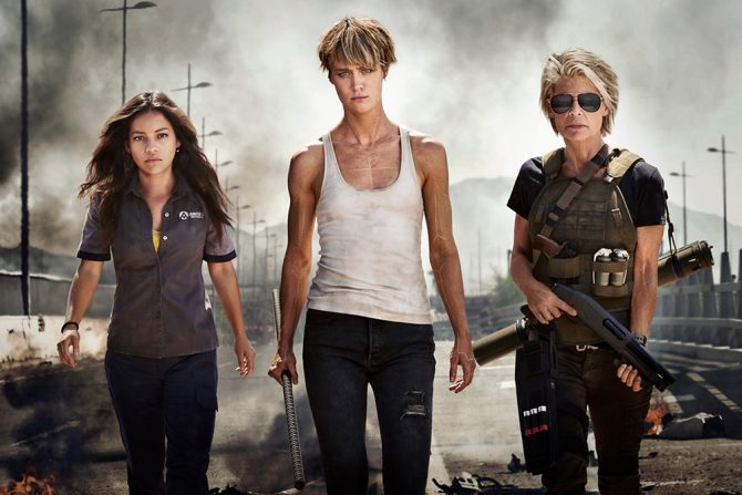 Photo of La película 'Terminator 6' presenta las primeras imágenes
