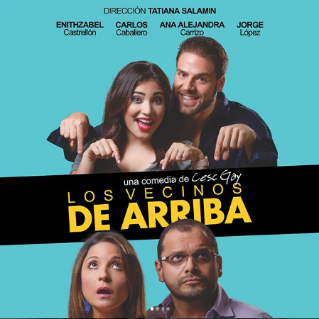 Photo of Obra 'Los Vecinos de Arriba'