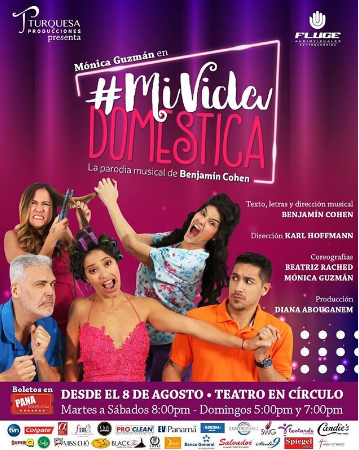 "Photo of Estreno de la obra ""Mi Vida Domestica"""