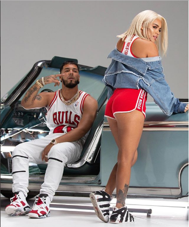 Photo of Karol G y Anuel AA estrena el nuevo hit «Culpable»