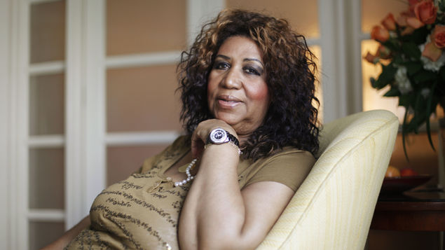 Photo of Subastarán en Nueva York vestidos y accesorios de Aretha Franklin