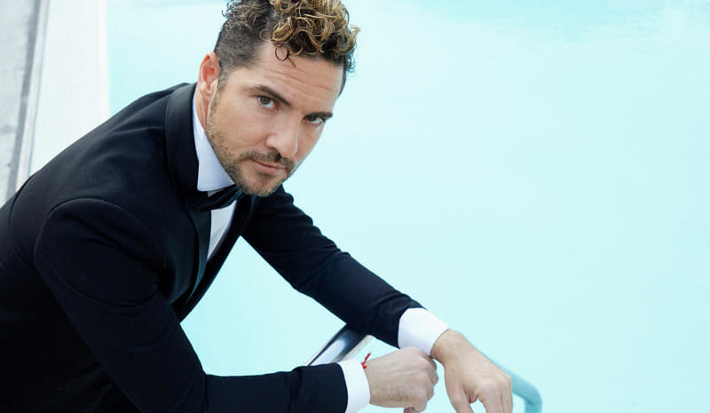 Photo of David Bisbal recibirá Premio Excelencia Artista Latino