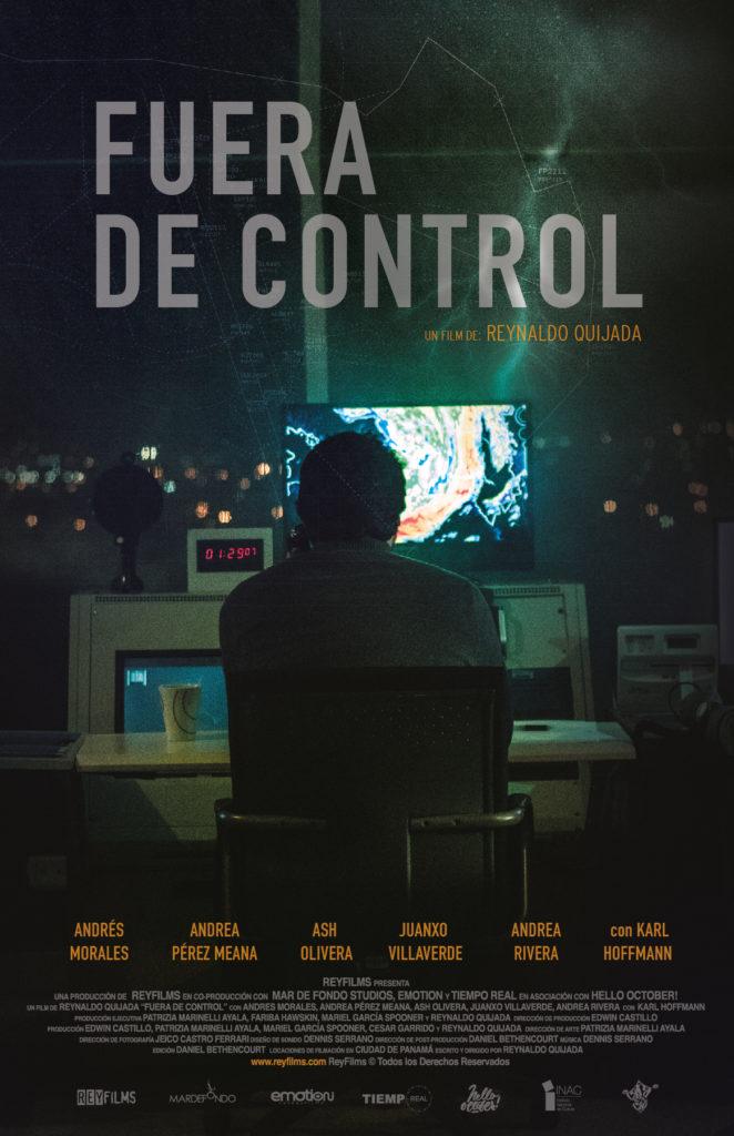 Photo of Lanzan tráiler oficial del film 'Fuera de Control'