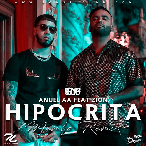 "Photo of Anuel AA estrena «""Hipócrita"""