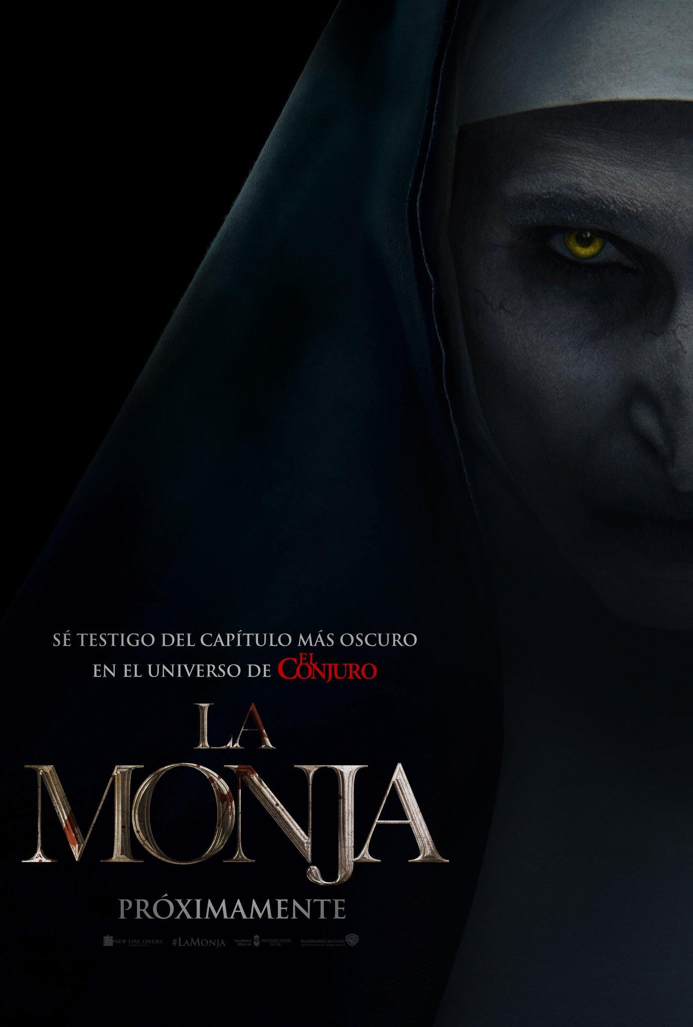 Photo of Jueves de estreno en Cinemark 'La Monja'