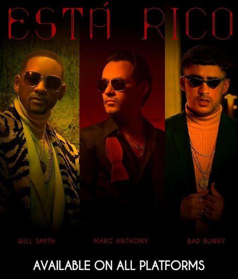 Photo of Marc Anthony presenta su nuevo tema 'Está Rico'