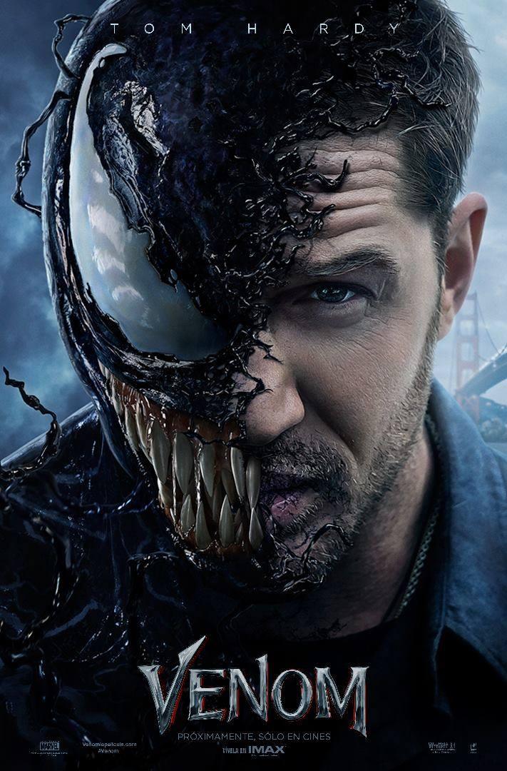 Photo of Boletos en Cinemark para ¡Venom!